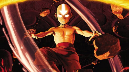 Avatar the last airbender (By Taioo)